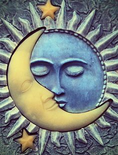 ☼ Sun & Moon ☾ | always together | By: Ira Gelb