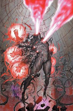 Age of Ultron variant covers by Adi Granov - Ultron - Comic Vine Age Of Ultron, Ultron Marvel, Ultron Comic, Marvel Comics, Marvel Villains, Wolverine Comics, Marvel Dc, Marvel Comic Character, Marvel Comic Books