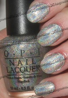 Opi Sro Standing Room Only Glitter Discontinued