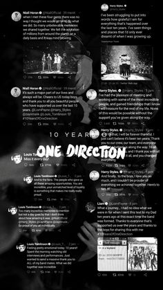 One Direction Quotes, One Direction Pictures, Story Of My Life, Love Of My Life, One Direction Wallpaper, 10 Year Anniversary, Larry Stylinson, Michael Jackson, Grateful
