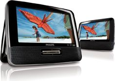 Philips PD7022/05 Twin 7 inch Portable DVD Player - Black has been published at http://www.discounted-home-cinema-tv-video.co.uk/philips-pd702205-twin-7-inch-portable-dvd-player-black/