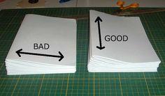 My Handbound Books - Bookbinding Blog: Bookbinding 101 - Paper Grain