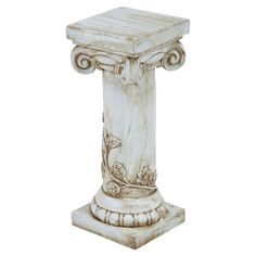 Lion Planter In Cast Stone Indoor Outdoor Garden Entrance New - Column pedestal plant stand