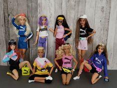 Beautiful Barbie Dolls, Barbie Dream, Barbie Style, Barbie And Ken, Pretty Face, Fashion Dolls, Friends, Collection, Barbie Dress
