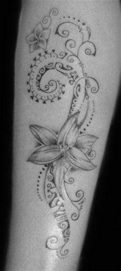 57 Amazing Polynesian Tattoos For Women