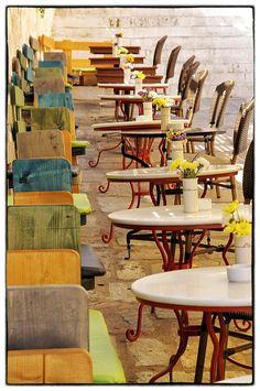 Cafe - Athens, Greece