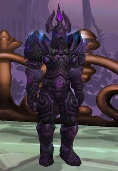 Scourgelord's Battlegear - Item Set - World of Warcraft