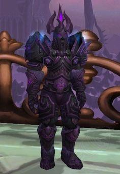 Scourgelord's Battlegear - Item Set - World of Warcraft