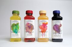 Tallulah Gray's #identity great names and #packaging on this juice PD