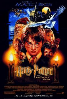 Harry potter and the philosophers stone movie. Harry potter and the philosopher's stone originally created for the film's us tv. Book vs film harry potter and the philosopher's stone. Harry Potter Animé, Harry Potter Movie Posters, Harry Harry, Best Movie Posters, Love Movie, Movie Tv, Hp Movies, Family Movies, Snow Movie