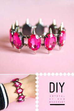 Spiked DIY Jewelry
