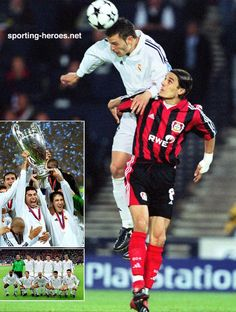Fernando MORIENTES Real Madrid