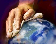 Jehová muy pronto limpiará la tierra...