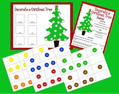 Decorate a xmas tree game