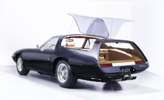 1972 Ferrari 365 GTB/4 Shooting Brake