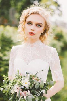 Penteado de Casamento para todos os Estilos de Noiva   Revista iCasei