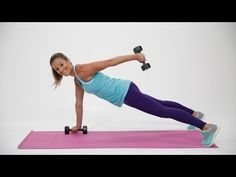 The Ultimate 5-Minute Tank-Top Workout - YouTube