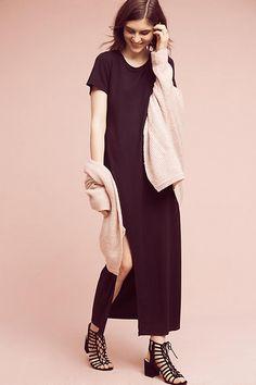 Slide View: 1: Moda T-Shirt Maxi Dress
