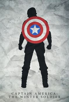 Captain America: The Winter Soldier by disgorgeapocalypse