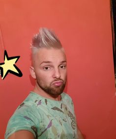 "12 Me gusta, 1 comentarios - Luca Buum Incitti (@luca_incitti) en Instagram: ""Si vive una volta sola! 🔝#newlook #follow #follow4follow #followme #white #hairstyle #pazzia #love"""