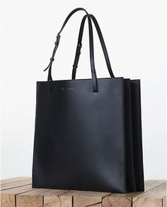accessories - CÉLINE fashion and luxury leather goods 2013 Fall - Shopper.  Nobel Truong · Bags and Pouches b6eff343087f9