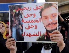 #world #news  Egyptian state TV airs video of murdered Italian student Regeni