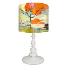 GreenBox Art GreenBox Art Breathe You In Table Lamp