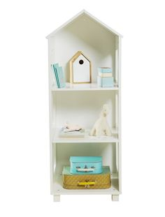 House bookcase, vert baudet