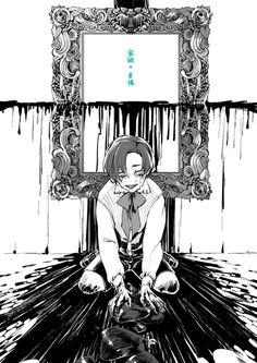Kanae ||| Tokyo Ghoul
