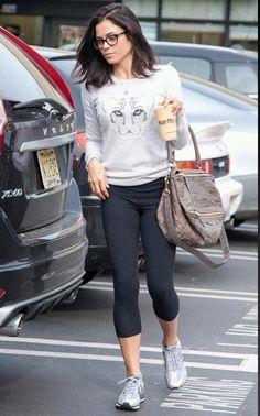 Jenna Dewan-Tatum hair length  #street #style