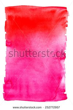 Pink watercolor background. Hand painted - stock photo http://submit.shutterstock.com/?ref=1553807