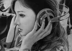 Oyendo música