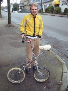 Mini bike?