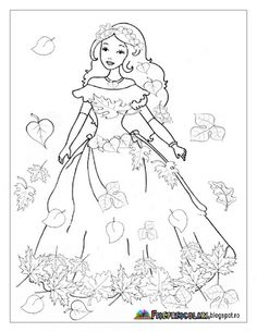 zâna toamna de colorat - Căutare Google Fall Coloring Pages, Coloring Pages For Boys, Christmas Coloring Pages, Coloring Pages To Print, Animal Coloring Pages, Coloring Books, Autumn Crafts, Autumn Art, Drawing For Kids