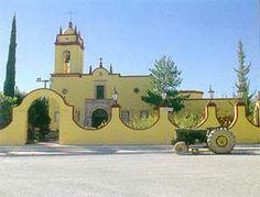 Nuestra Señora de Guadalupe Sanctuary in Parras de la Fuente in Coahuila, Mexico - Tour By Mexico ®