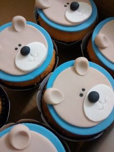cupcakes personalizados, vários recheios <br> <br>Pedido Mínimo de 30 unidades.