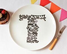 plate letter