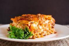 Classic Lasagna with a Twist