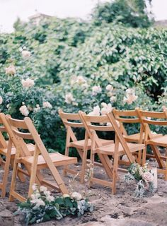 Secret garden-inspired ceremony decor: http://www.stylemepretty.com/2016/02/23/classic-english-garden-cotswolds-wedding/   Photography: Depict Photography - http://www.depict-photography.com/
