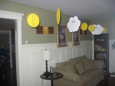 "Photo 1 of 22: Mario / Birthday ""Mackenzie's 10th Birthday Party"" | Catch My Party"