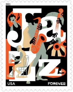 Jazz: Through the Eyes of the Artist | Article | USA Philatelic | 2011