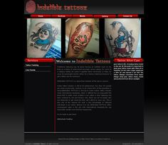 This Project design for INDELIBLE TATTOOZ Traditional tattooing was all about leaving an indelible mark on the body as a token of achievement amongst various gangs, for some its a religious belief, for some it signifies there community or tribe, for some its meaningful and for others its a fashion statement. i used software photoshop (layout designing), flash animated intro page and header, Dreamweaver, Coral Draw More :- Htlm, JavaScript, Jquiry, and Css. URL: http://www.newdelhiink.com/