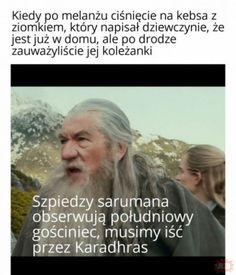 Funny Vidos, Funny Memes, Funny Lyrics, Polish Memes, Weekend Humor, Christian Memes, Book Tv, Series Movies, Creepypasta