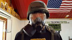 My first experience with a gas mask was on Parris Island, when I entered United States Marine Corps boot camp...Learn why I keep one in my survival kit.