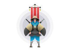 Samurai by Abstract Logic