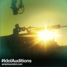 Checkout @Ryan Seacrest and this gorgeous sunrise from the #IdolAuditions hometown stop in Oklahoma City! via @American Idol