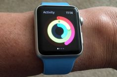Apple Watch Activity App Gets You Up and Moving: Apple Watch Activity App Gets You Up and Moving