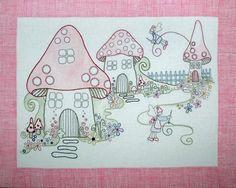 Stitching Fairies Designed By Rosalie Dekkar For Designs