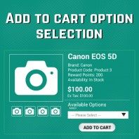 It is a extension by using it you can add more than one product in your cart. To know more about it follow the given link. http://www.opensourcetechnologies.com/product/add-options-modules-direct-add-cart