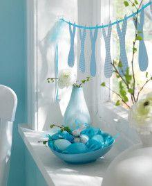 Eine Hasengirlande für Ihre Fensterdeko - Basteln mit tesa - tesa SE